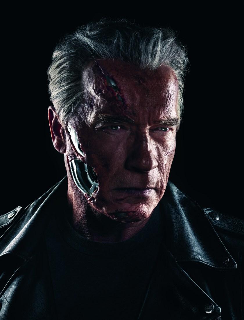 Arnold Schwarzenegger (Marco Grob/teNeues)