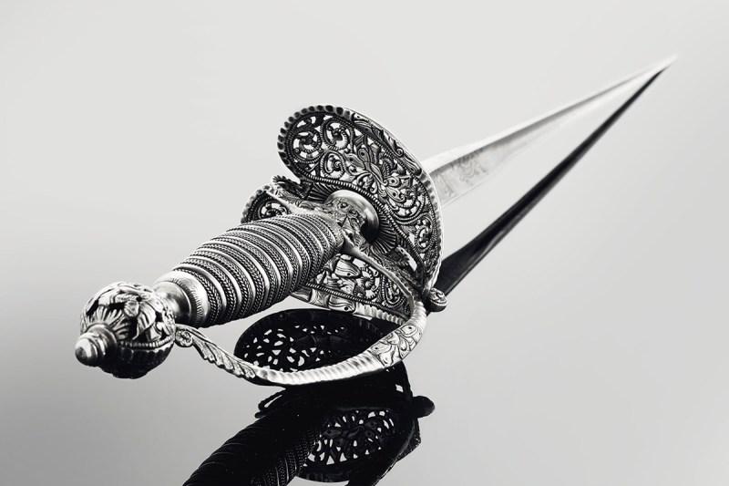 Benjamin Franklin Sword