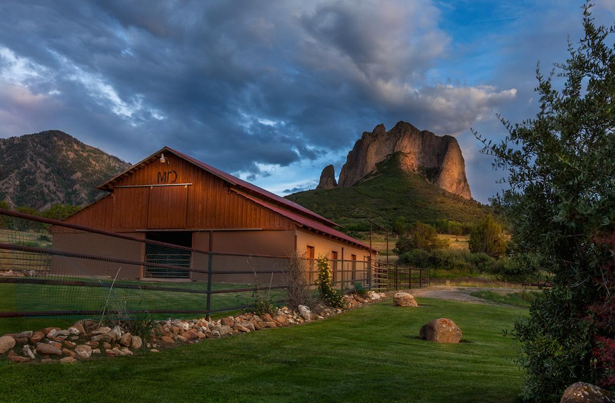 Joe Cocker's Ranch