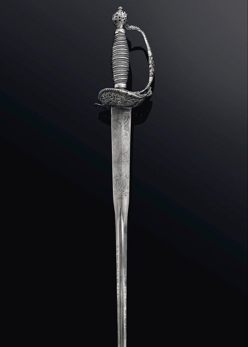 Benjamin Franklin's Sword