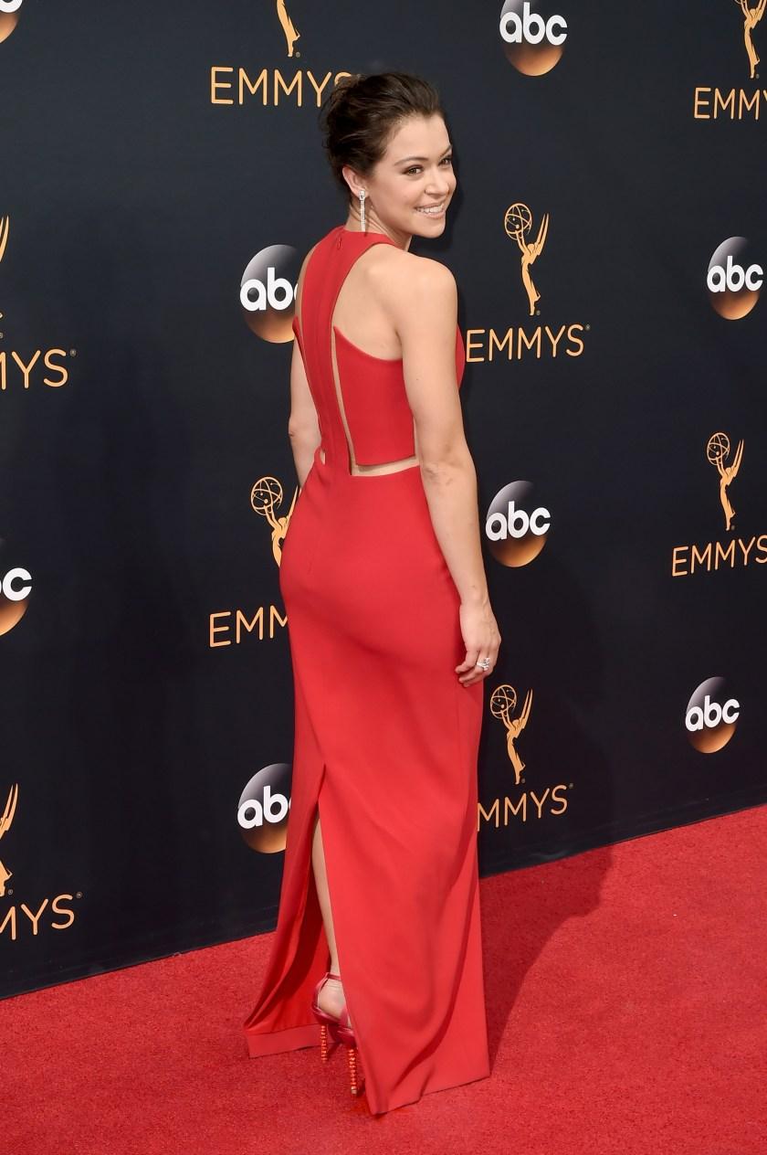 Tatiana Maslany (David Crotty/Patrick McMullan via Getty Images)