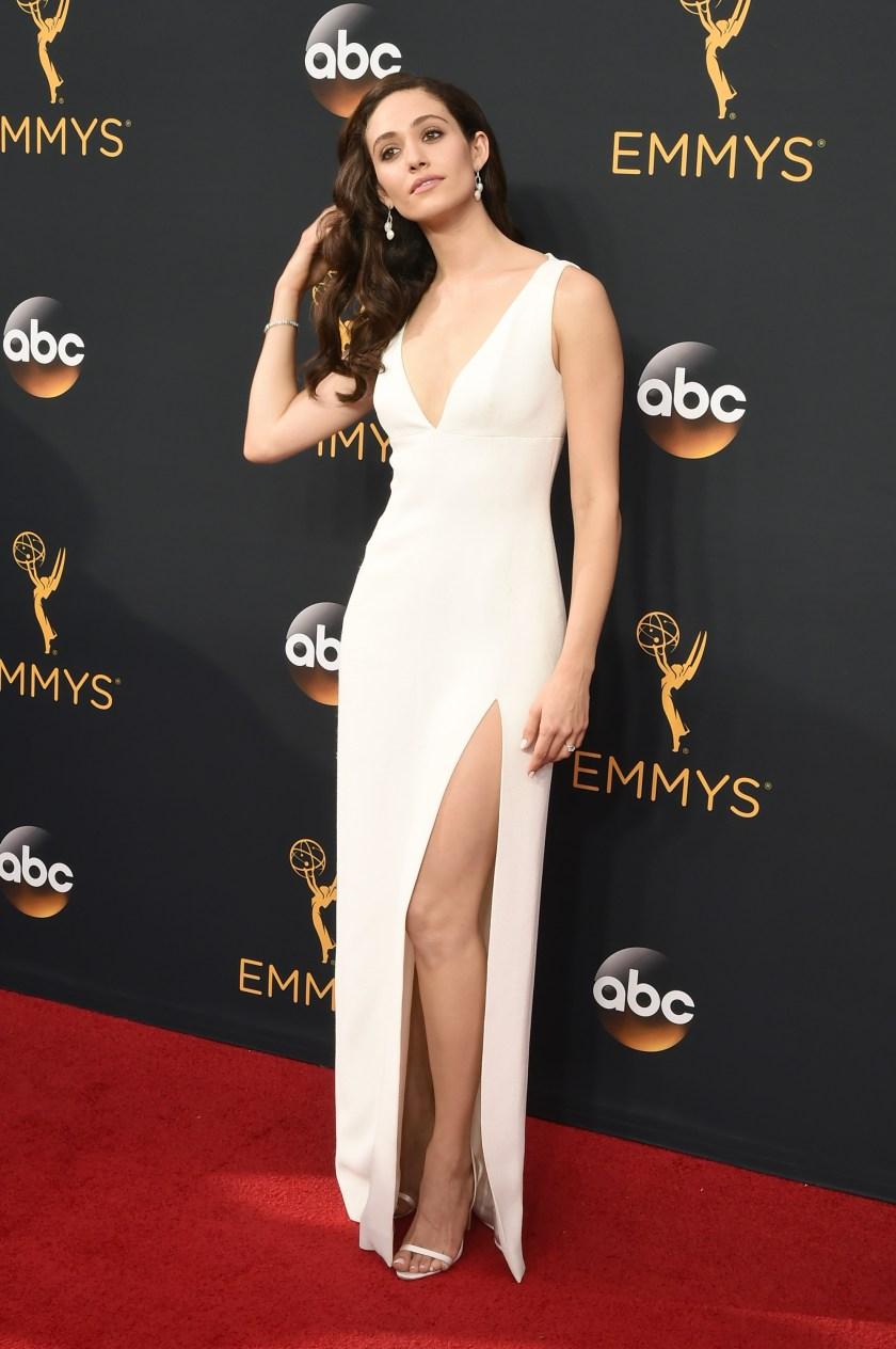 Emmy Rossum (David Crotty/Patrick McMullan via Getty Images)