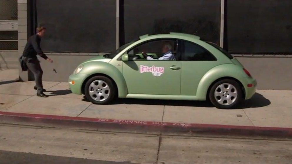 Jimmy Kimmel's New Car Ad for Senior Citizens