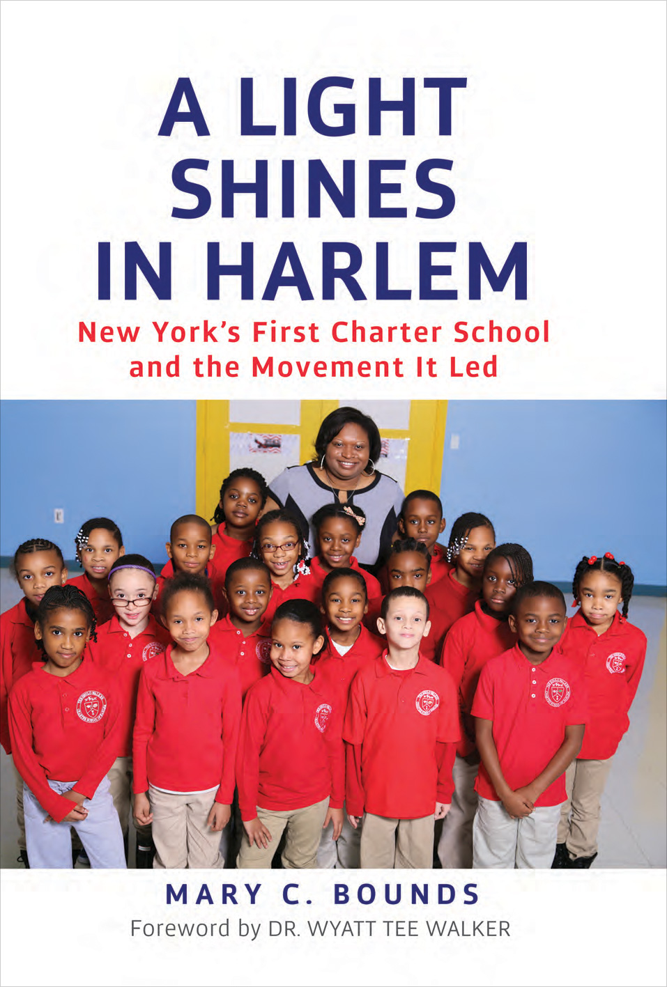 A Light Shines in Harlem Cover