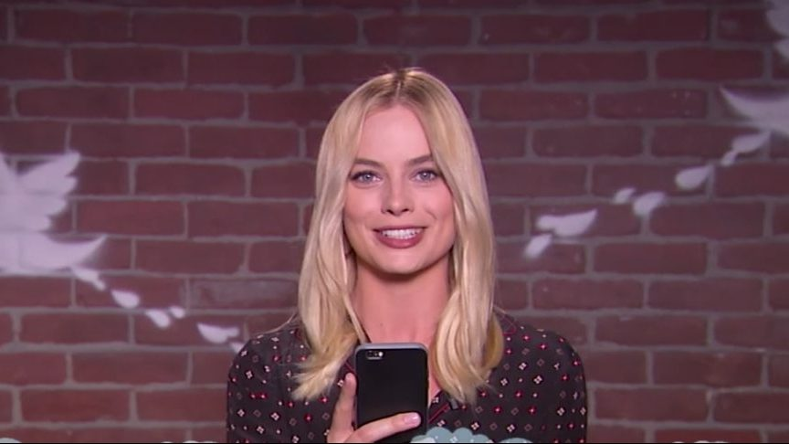 Tenth Edition of Celebrities Reading 'Mean Tweets'