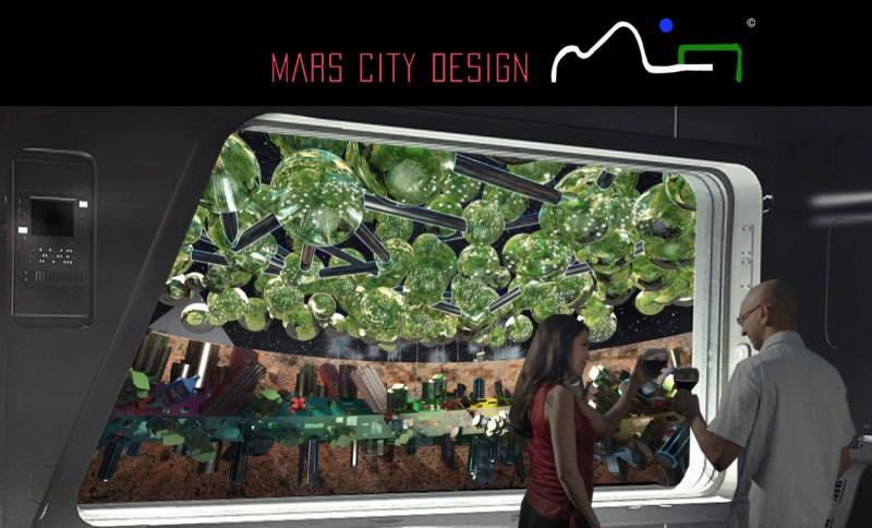 Mars City Design