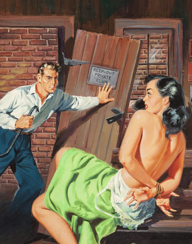Pulp Fiction Art