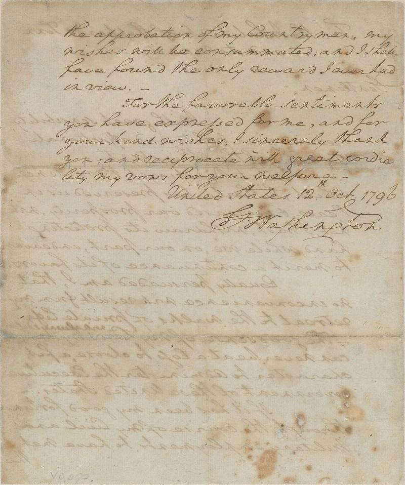 George Washington Signature