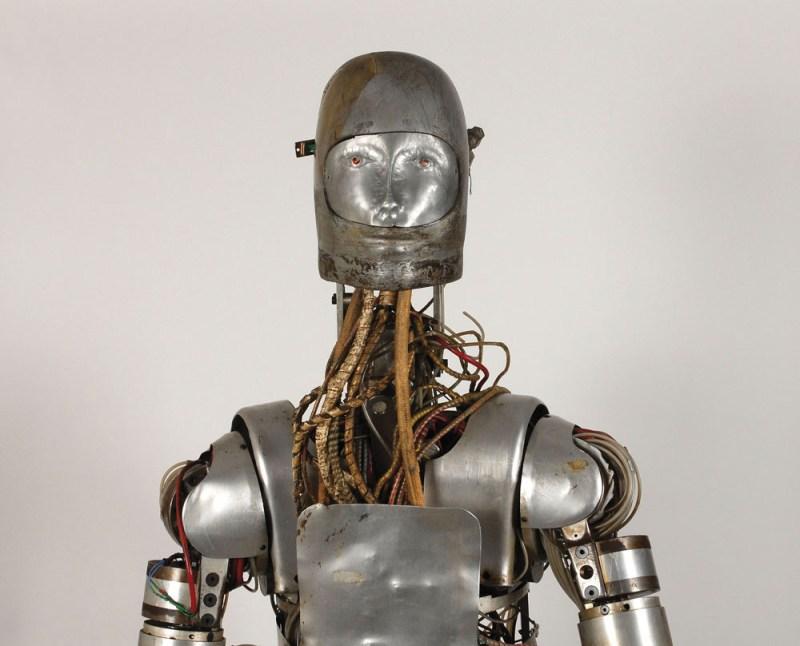 NASA Test Suit Robot