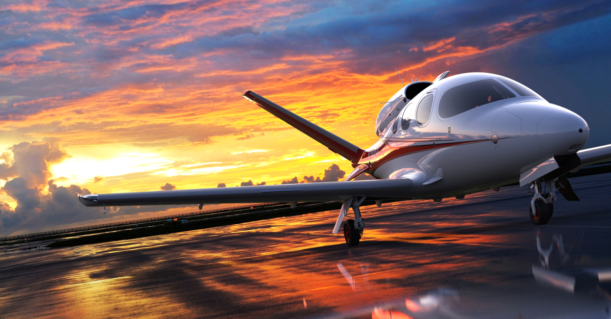 (Cirrus Aircraft/Contributor)