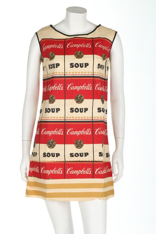 The Souper Dress, 1966 (V&A)