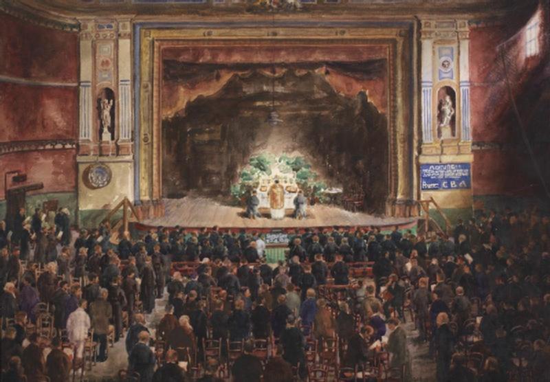 Alexandra Palace 1916 (Imperial War Museum)