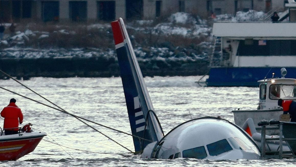 miracle on the hudson flight 1549