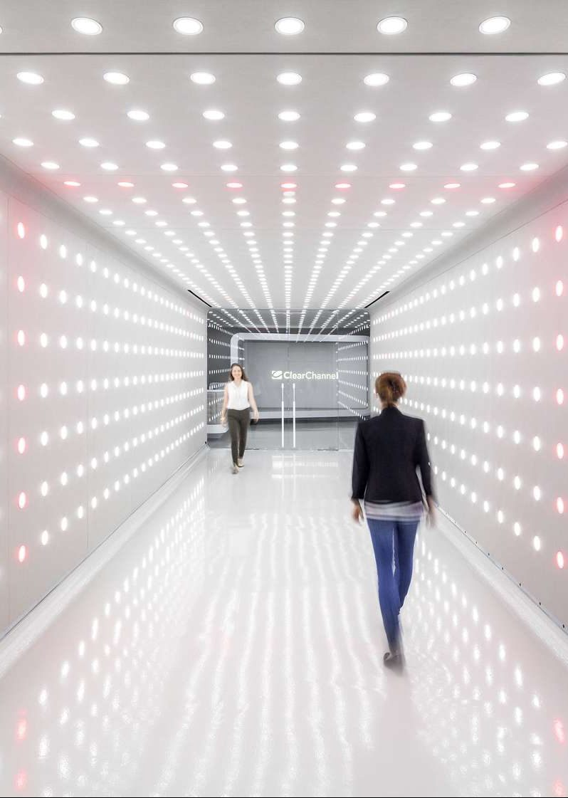 iHeartMedia Offices (Magda Biernat /A+I)