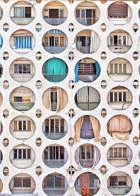 Beirut Seen Through Its Colorful Architecture