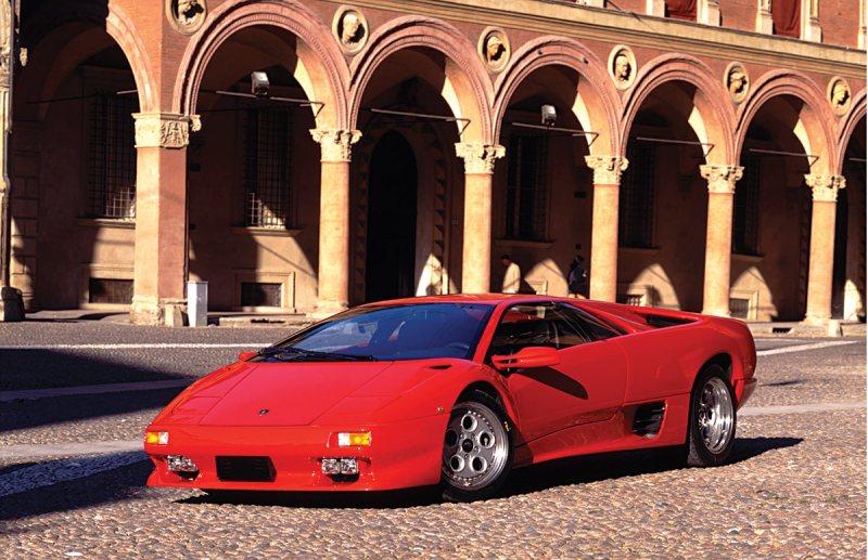 Lamborghini Diablo VT (Lamborghini)