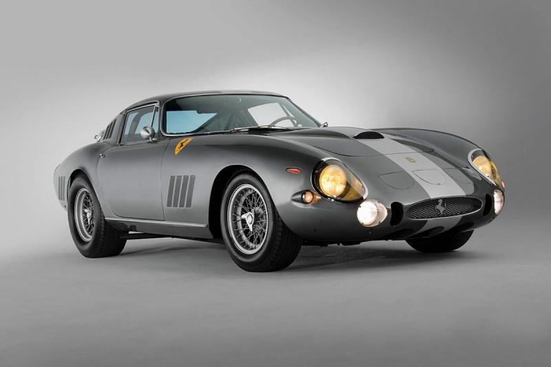 This unique 1964 Ferrari 275 GTB/C Speciale by Scaglietti sold for $26.4 million in 2015. (Darin Schnabe/Courtesy of RM Auctions)