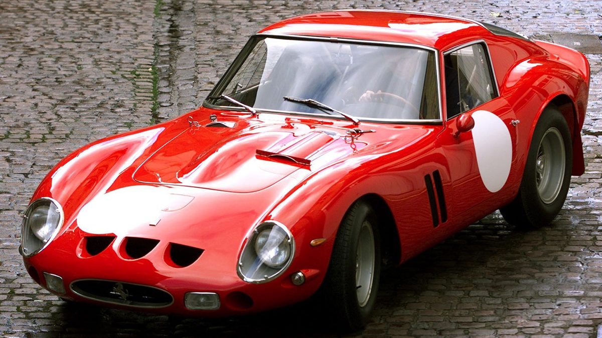 The Ferrari 250 GTO is currently the most expensive car ever sold at auction going under the hammer for $38 million in 2015. (Adrian Dennis/AFP)