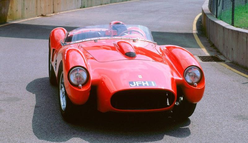 1958 Ferrari 250 Testarossa. (National Motor Museum/Heritage Images/Getty Images)