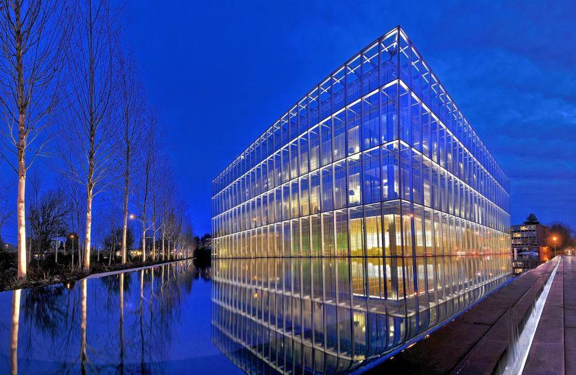 Jon E. Jaqua Athletic Center for Student Athletes in Eugene, Oregon (ZGF Architects)