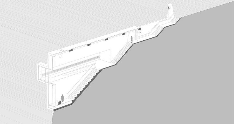 Lux Aeterna interior rendering.(OPA)