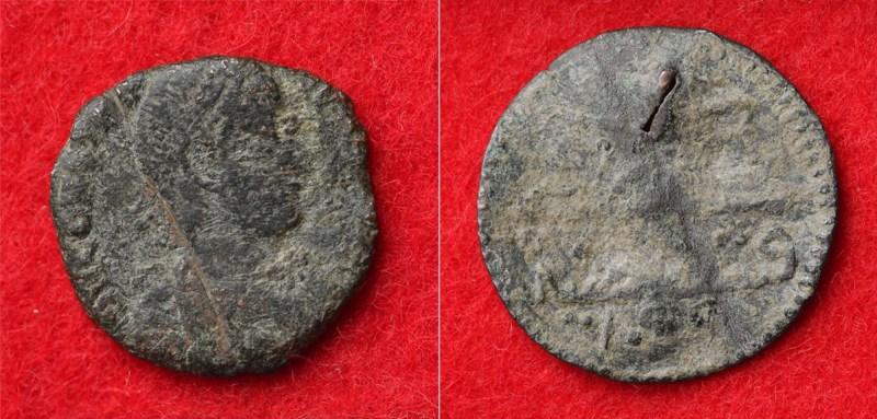 Roman coins found in Japan