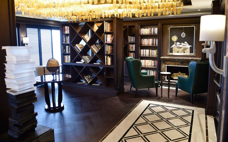 Library (Norwegian Cruise Line)