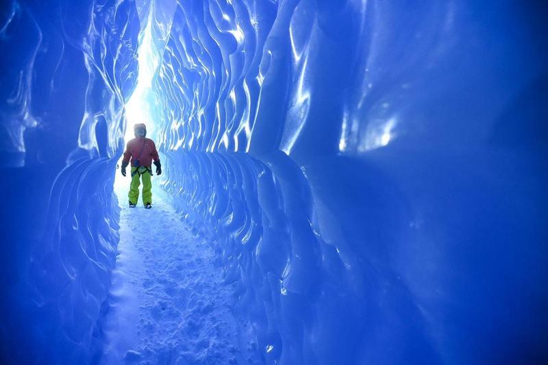 White Desert Antarctica