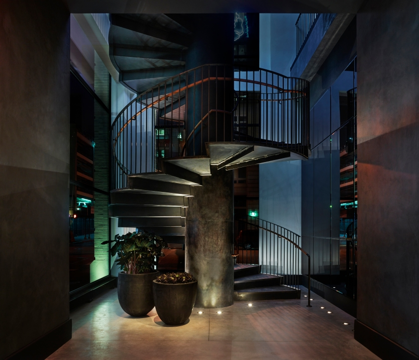 Interior of the Blond (Design Hotels)