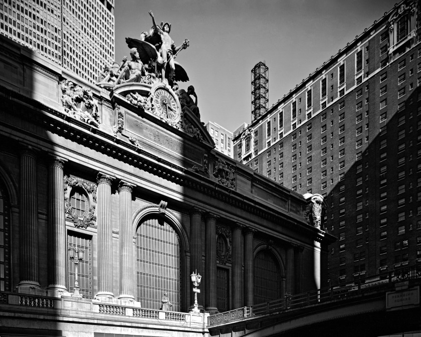Grand Central Terminal, 1978 (Philip Trager, published by Steidl)
