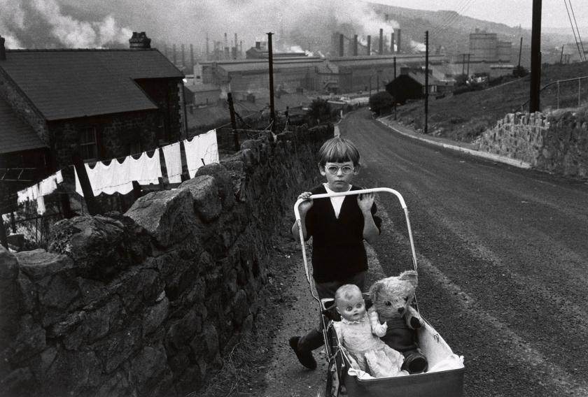 Wales, 1965 (Bruce Davidson /Magnum Photos)