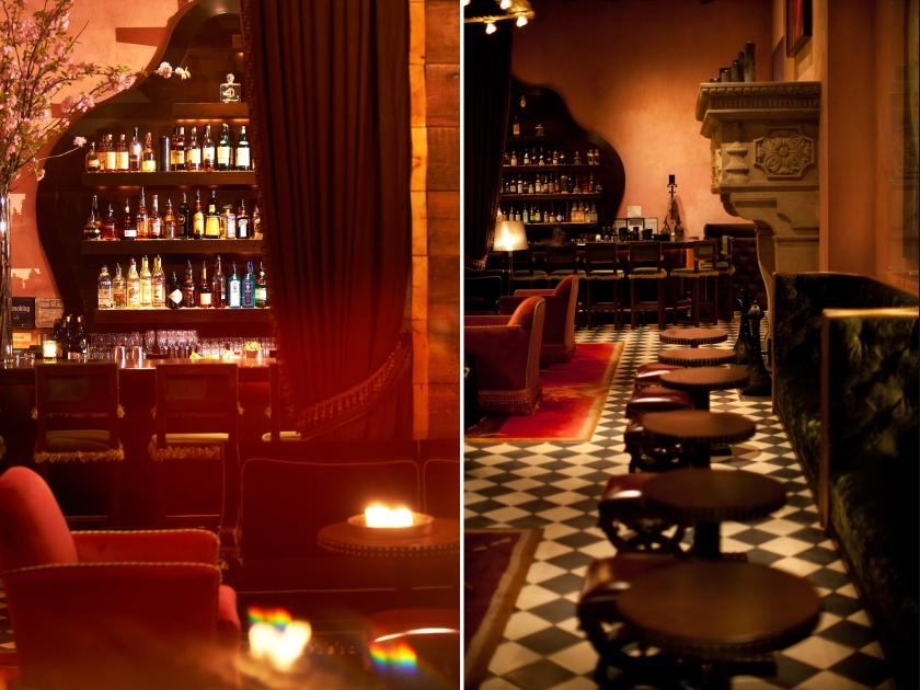 The Rose Bar at the Gramercy Hotel (Courtesy of Design Hotels)