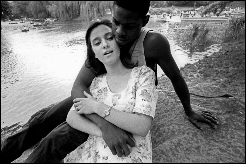 Central Park, New York, 1992–95 (Bruce Davidson /Magnum Photos)