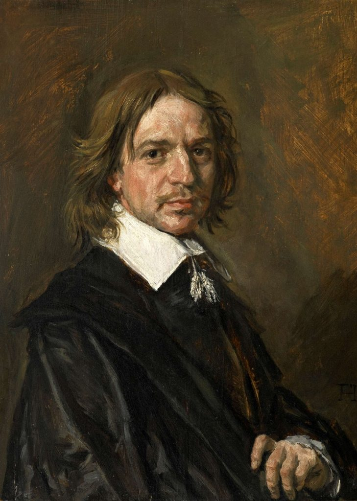 'An Unknown Man' by Frans Hals (Weiss Gallery)