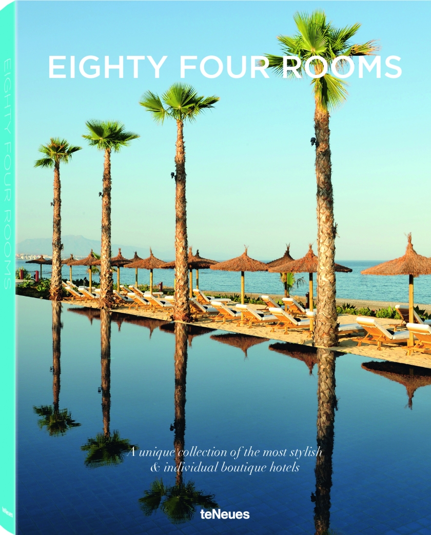 Cover of the 2016 Edition (EightyFourRooms/teNeues)