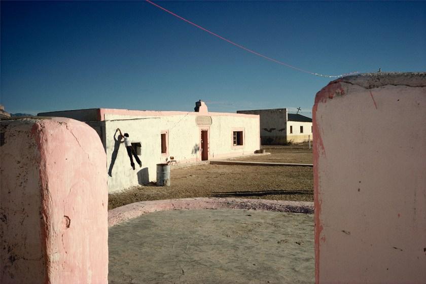 Boquillas, Coahuila, 1979 (Alex Webb/Magnum Photos)