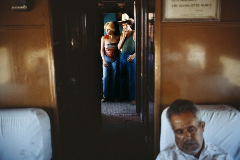 Near Creel, Chihuahua, 1978 (Alex Webb/Magnum Photos)