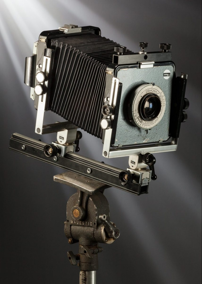 Ansel Adams' Large Format Camera Set for Auction