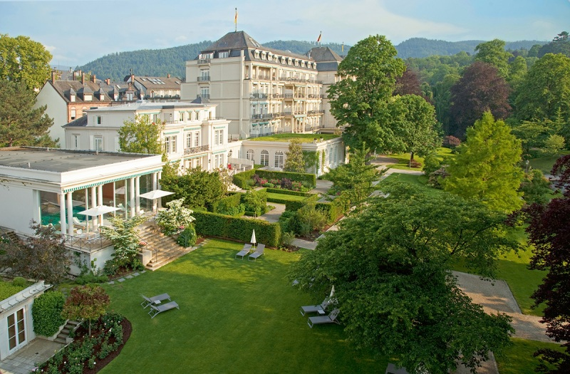 The Brenners Park Hotel in Baden-Baden