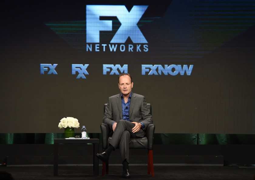John Landgraf, CEO, FX Networks & FX Productions during the EXECUTIVE SESSION at the 2016 FX NETWORKS SUMMER PRESS TOUR, Tuesday, Aug. 9 at the Beverly Hilton in Beverly Hills, CA. (Frank Micelotta/FOX)