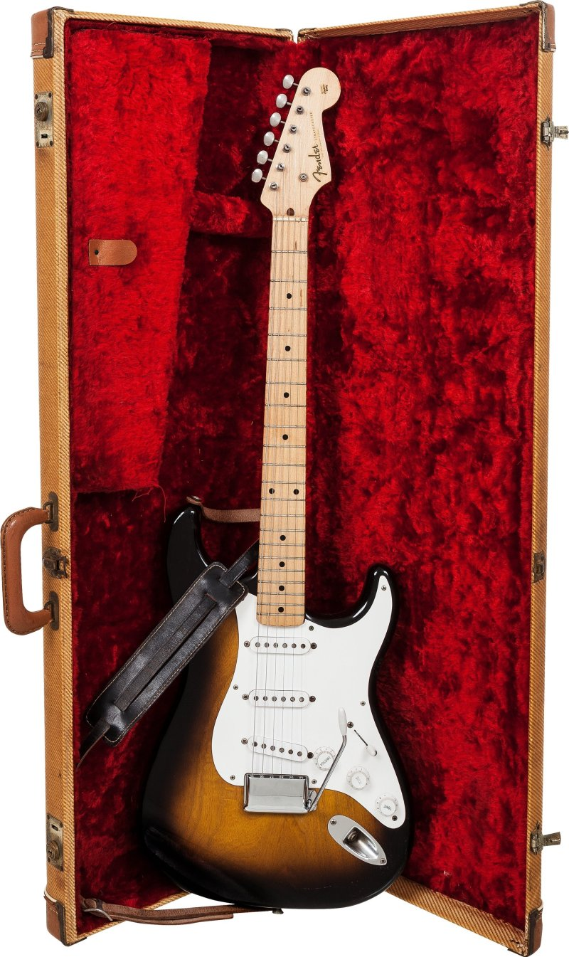 Heritage Guitar Auction
