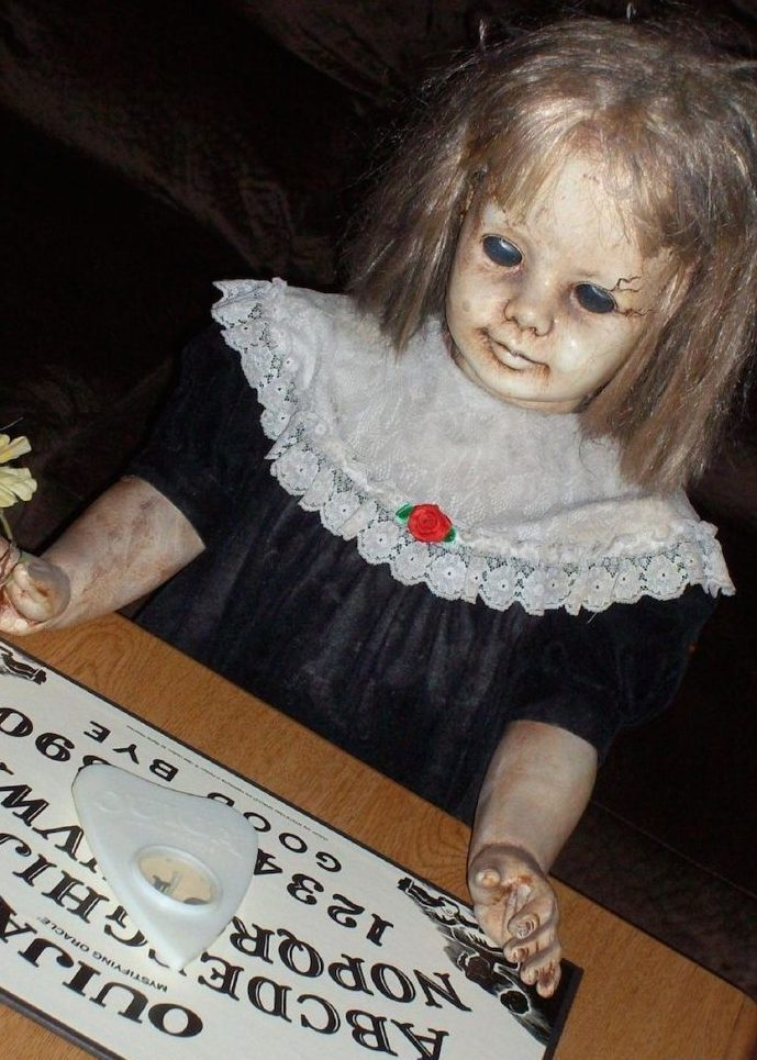 Collectors Paying Shockingly High Prices for 'Haunted' Dolls