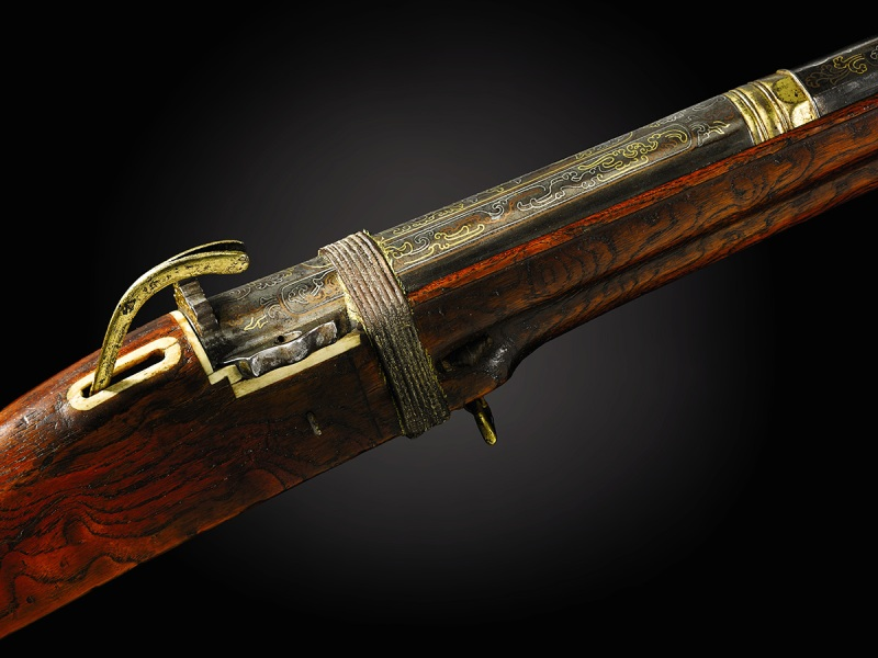 Imperial Musket Auction