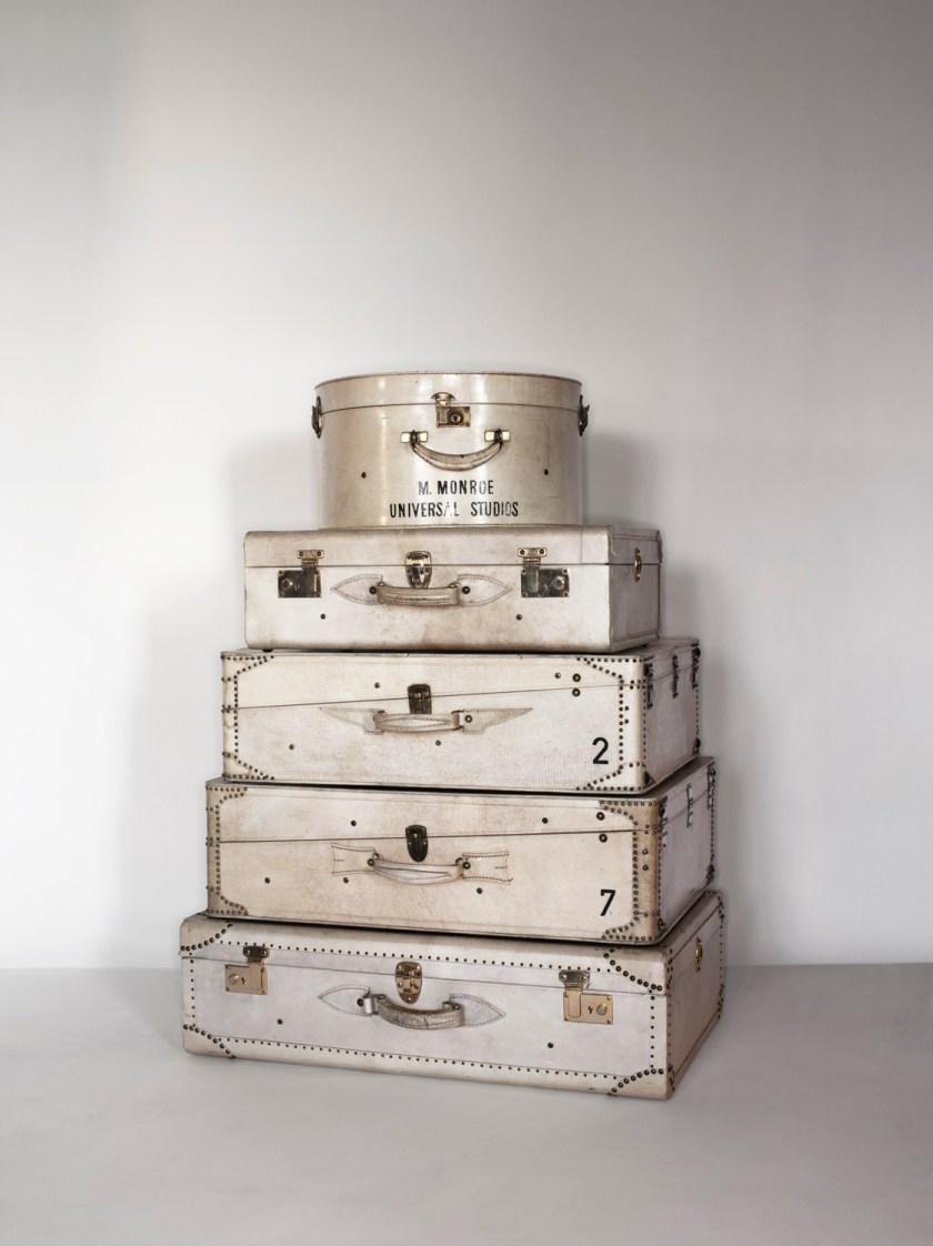 Marilyn Monroe's Luggage (Henry Leutwyler)