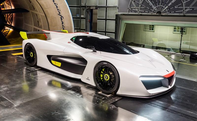 Pininfarina Hydrogen Supercar Concept (Pininfarina)