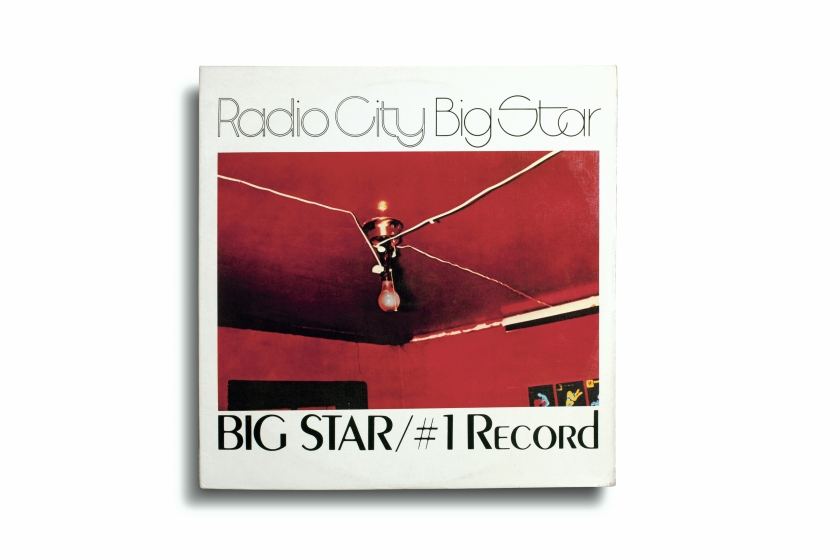 Album art for Big Star's, 'Radio City;' released by Ardent Records in 1974; photographed by William Eggleston (Aperture, 2016)