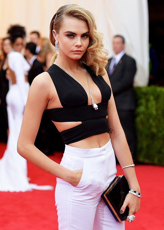 Discover Model Actress Cara Delevingne From Suicide Squad