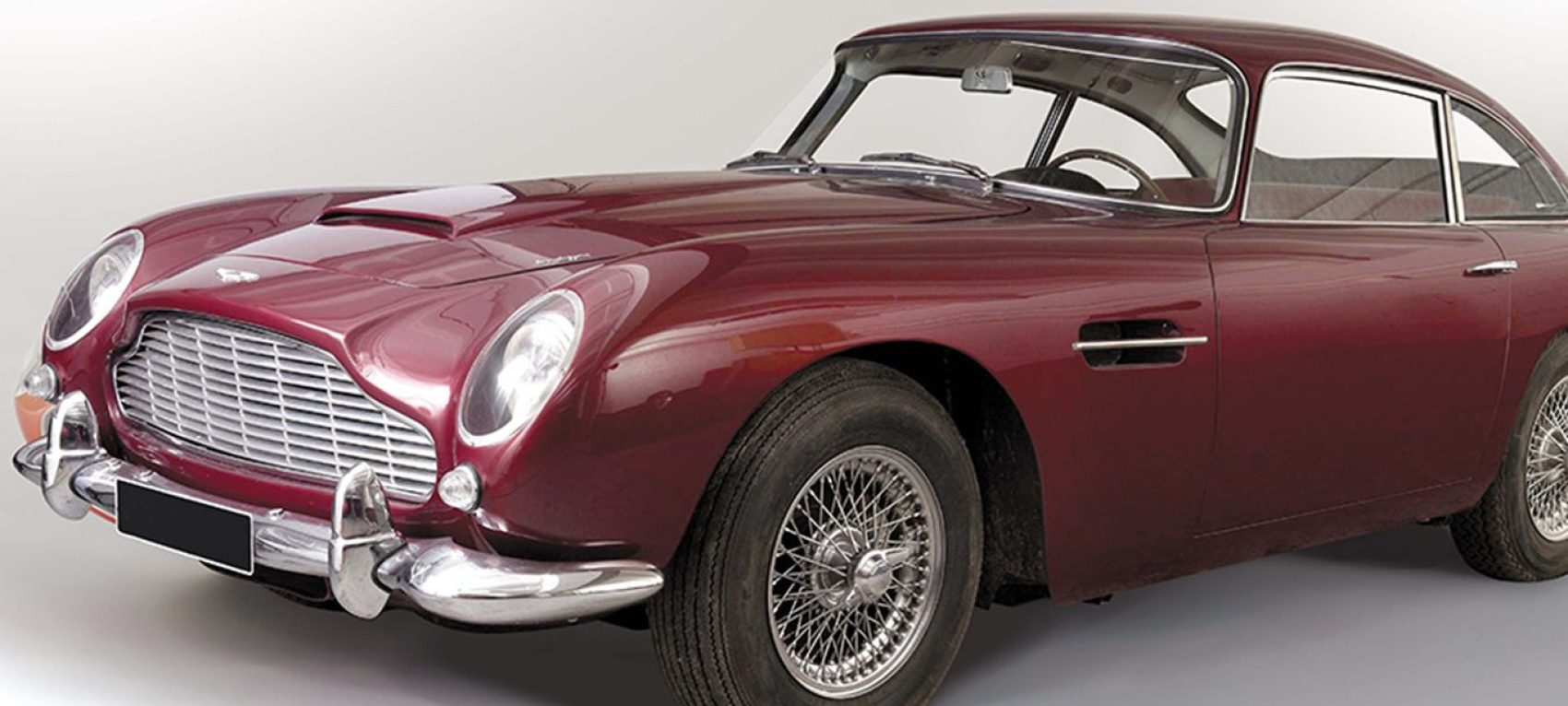 Iconic 64 Aston Martin Db5 Set For The Auction Block In Paris Insidehook