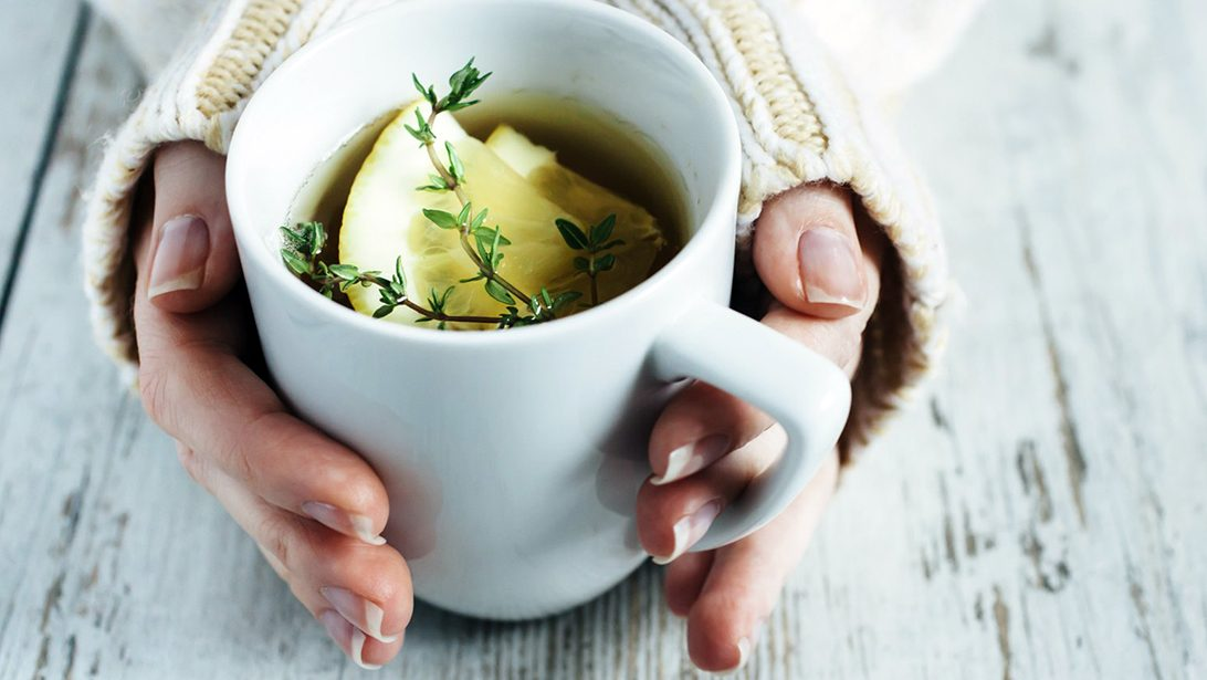 Boost Your Immune System with Natural Ingredients like Thyme, Oregano, Ginger