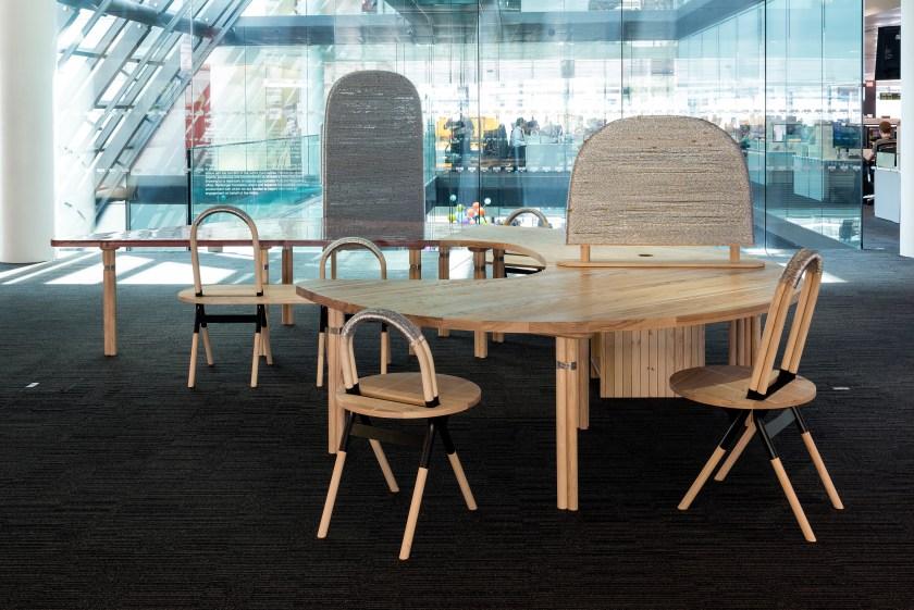 ReConnect by Laetitia de Allegri and Matteo Fogale (London Design Festival)